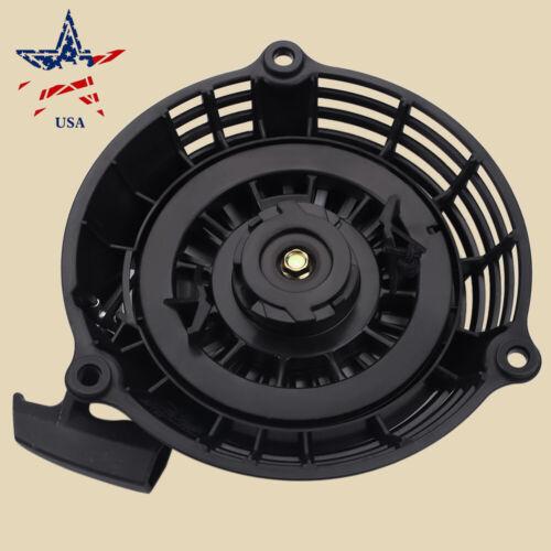 Recoil Starter Assembly For Honda GCV135 GCV160 Black With Decal 28400-Z0L-V20ZA