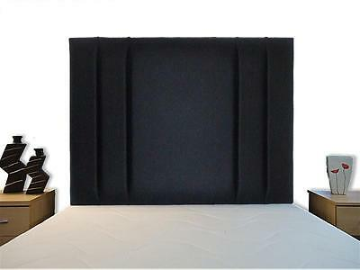 Mili High Bed Headboard F.Leather Single, Double, King, Super All Sizes, Colours