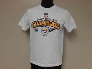 Image is loading NEW-SUPERBOWL-XLIII-Champions-Pittsburgh-Steelers-Youth-M- 347ef3ba1
