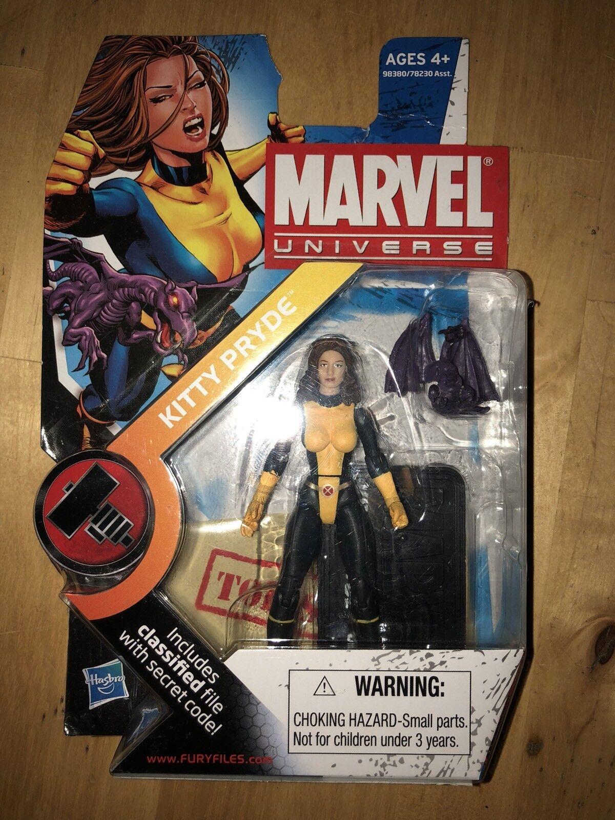 Marvel Marvel Marvel Universe KITTY PRYDE  AF MU 68 61f0ef