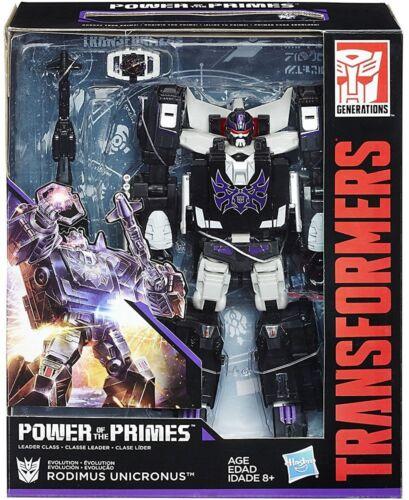 Transformers Rodimus unicronus Puissance de l/'Amorce Leader Class 2018!