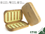 Wooden-Fly-Fishing-Box-Bamboo-with-Hidden-Magnetic-Slit-Foam-Insert-Double-Side thumbnail 2