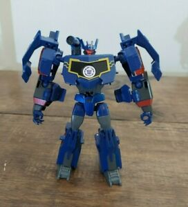 Transformers 2015 Robots In Disguise RID Warrior Class Soundwave Complete