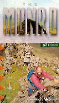 The Munro Almanac von Cameron McNeish (1998, Gebundene Ausgabe)
