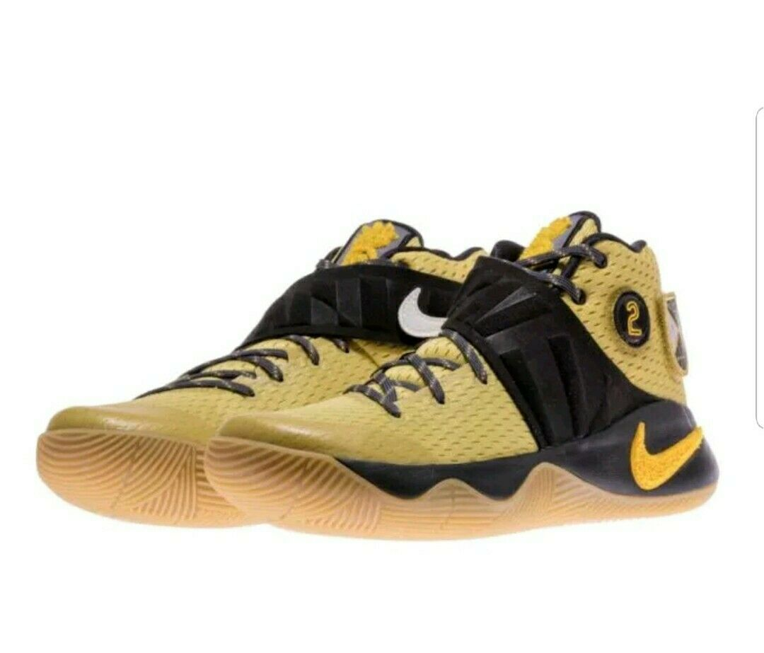 8e48defd25 Nike 2 All-Star Celery Maize Men's Size 11 Unreleased Kyrie  ntrudb3356-Athletic Shoes