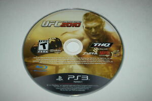 UFC Undisputed 2010 Playstation 3 PS3 Video Game Disc Only