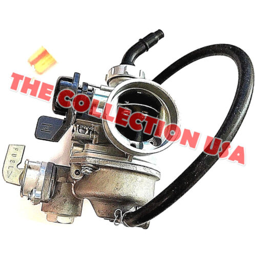 Carburetor and Fuel Filter For Honda Fourtrax Trx125 Atv Carb  1985-1986