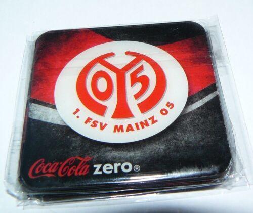 Fanartikel 1 FSV Mainz 05 Magnet Coca Cola
