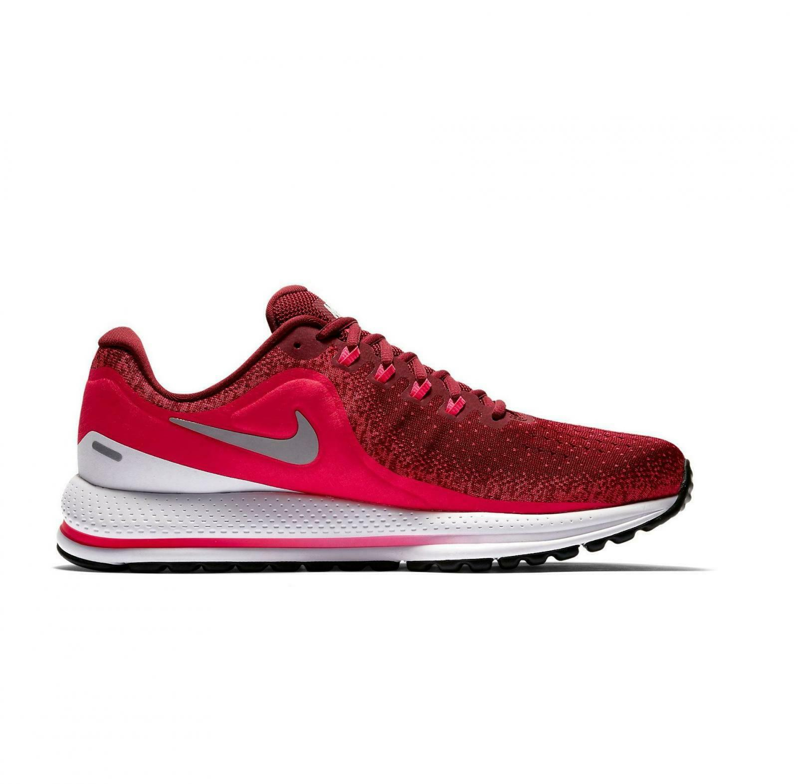 Mens NIKE AIR ZOOM VOMERO 13 Team Red Trainers 922908 602