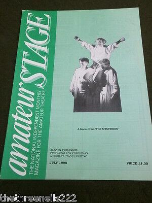 AMATEUR STAGE - STAGE LIGHTING - JULY 1990   eBay