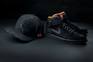 Limited-Edition-Nike-Air-Jordan-1-BHM-Size-13-Just-Don-Snapback-Hat