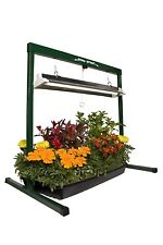 Indoor Grow Light 2 Foot Greenhouse Pot Seedling Starter Garden Weeds Plants