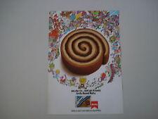 advertising Pubblicità 1973 GIRELLA BUONDI' MOTTA