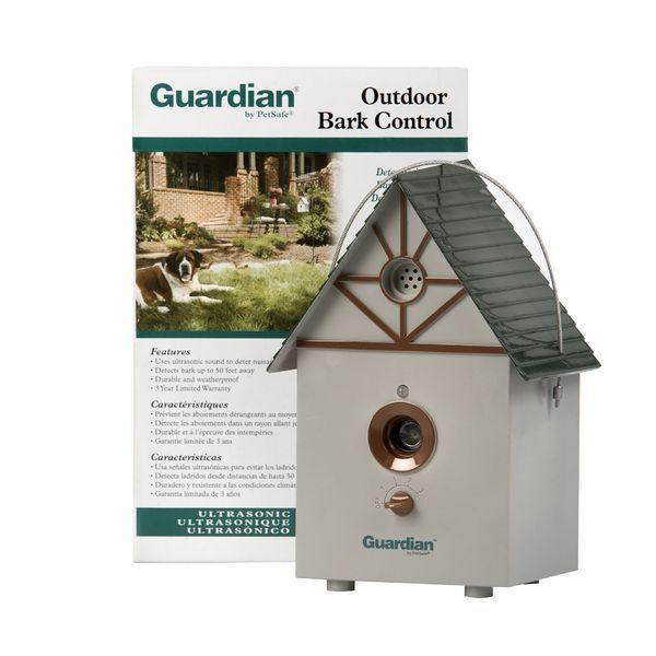 PetSafe Guardian Outdoor Ultrasonic Sound Bark Control for Dogs GBC11-11246