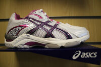 Asics Gel Netburner 13 Ladies Womens Netball Shoes / Trainers, Width D