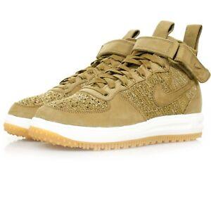 Boots Nike Work Flyknit 855984 Force 200 Winter Beige Golden 1 Lunar PXY6Pxn1