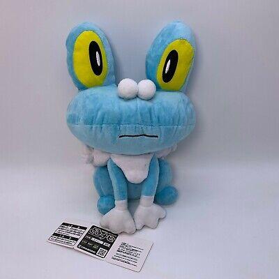 POKM Froakie Stuffed Animal Soft Plush Doll Figure Toy 6 inch Xmas Gift