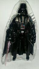 Star Wars DARTH VADER Figure Light Up Lightsaber The Rise of Vader Black Series