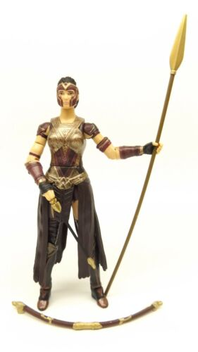 """DC Comics Multiverse 6/"""" Inch Ares BAF Wave Wonder Woman Menalippe Loose Complete"""