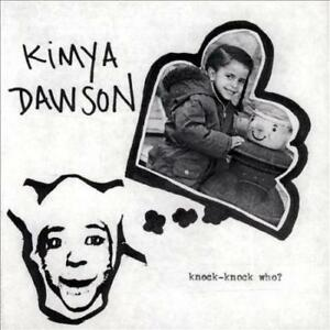 DAWSON-KIMYA-KNOCK-KNOCK-WHO-NEW-VINYL-RECORD