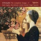 Richard Strauss: The Complete Songs, Vol. 7 (CD, Mar-2015, Hyperion)