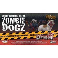 Edge Zombicide Extension Zombie Dogz En Stock