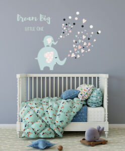 Dream Wall Stickers Kid Baby Room