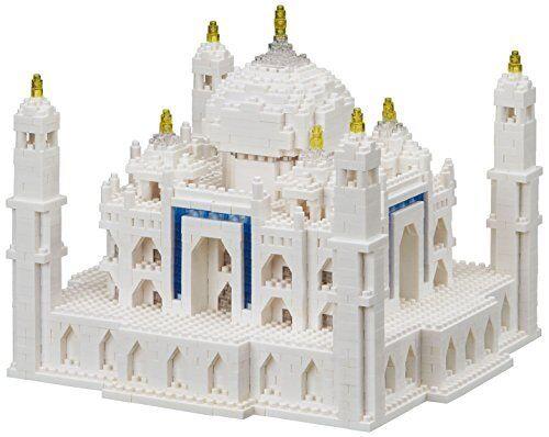 Nuevo Kawada Nano Block Taj Mahal Deluxe Edition NB-032