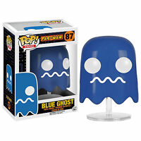 Funko Pac-man Pop Blue Ghost Vinyl Figure Toys Video Game Collectibles