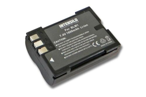 BATTERY 1600mAh for OLYMPUS PS-BLM1 PSBLM1 PSBLM 1 BLM