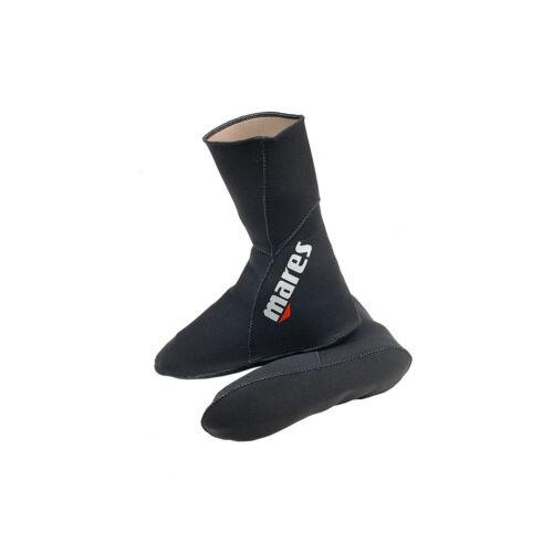 Mares 3mm Neoprene Classic Scuba Diving Socks Men's 412611