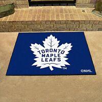 Toronto Maple Leafs 34 X 43 All Star Area Rug Floor Mat