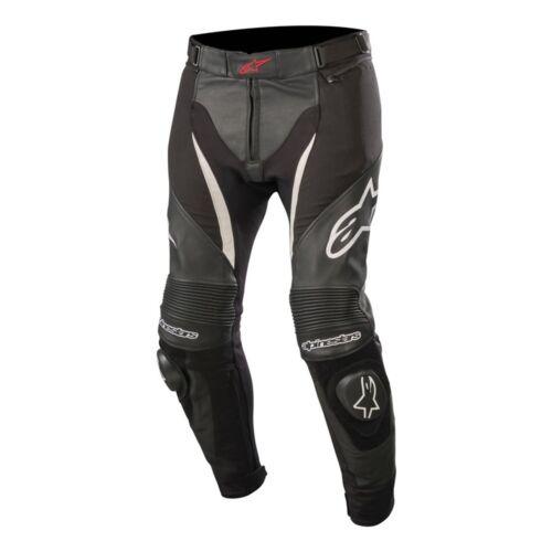 Alpinestars SP X Motorcycle Leather Pants Black /& White