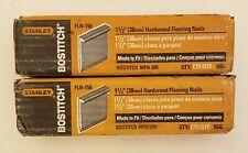 New Listingstanley Bostitch Fln 150 1 12 Hardwood Flooring Nails 1 12in Floor Lot 2000ct