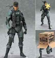 Metal Gear Solid de acción figura modelo Niños Juguetes Juegos De Video Coleccionable Regalo Nuevo