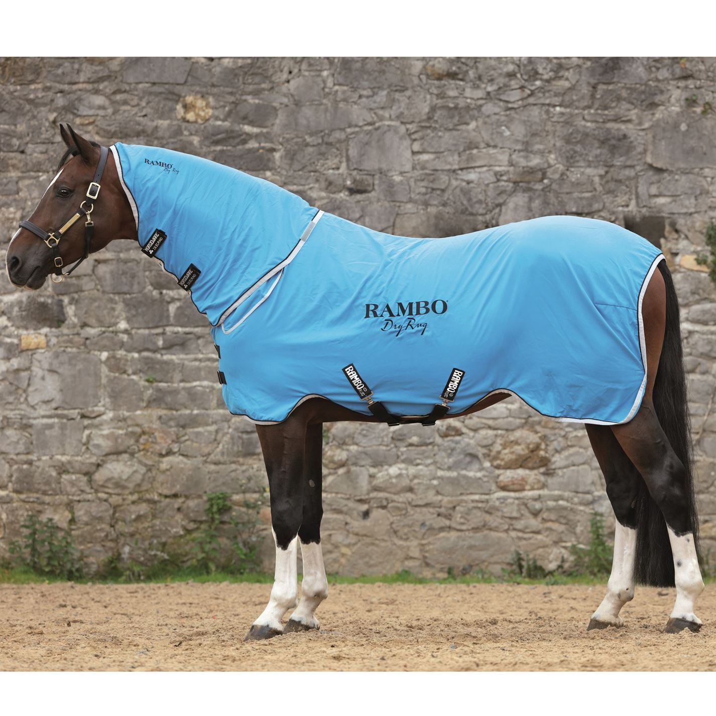 Rambo Dry Rug Supreme Equestrian Blankets Sheets Accessories