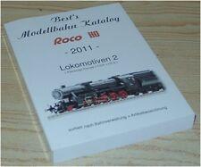 Roco H0 Sammler Katalog Lokomotiven 1:87 bebildert wie neu Hobby Modellbahn rar
