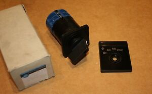 KRAUS-amp-NAIMER-C26-Engine-Control-Panel-Switch-4-Position-8AW541-01-E