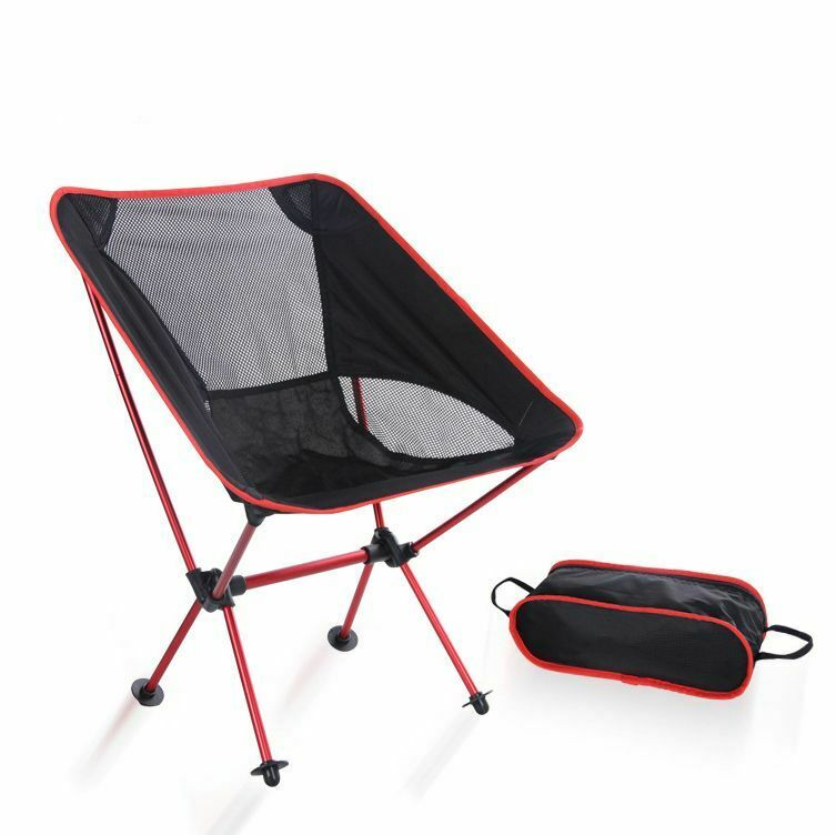 Lightweight Foldable Fishing Chair Portable Professional Folding Camping Stool