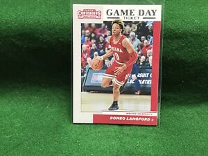 ROMEO-LANGFORD-2019-Contenders-Draft-Picks-Game-Day-Ticket-RC-9-Indiana
