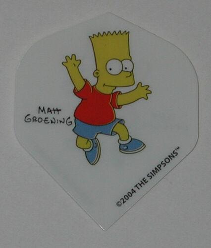 Simpsons  Bart Homer Duff Standard Dart Flights FREE SHIP #2 1 Set 3 flights