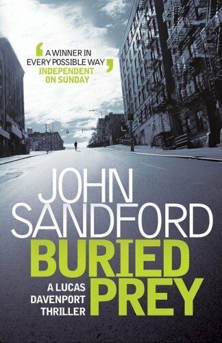 1 of 1 - Buried Prey By John Sandford. 9780857205711