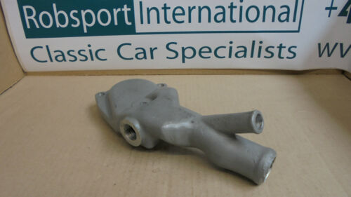 Triumph STAG ** WATER PUMP COVER for 12 Blade vane pump **
