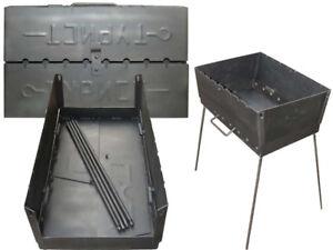 Mangal-Portable-Barbecue-Grill-Foldable-Steel-BBQ-Case-Sashlik-8-Skewer-1-5-mm