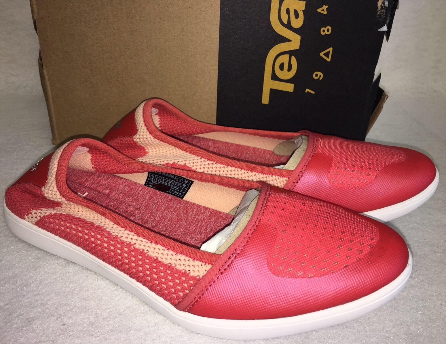 Teva Hidro-Life Bailarina Slip-on Para Mujer Zapatos sin sin sin Taco tamaño 9.5 M Malla de 1018310  ventas en linea
