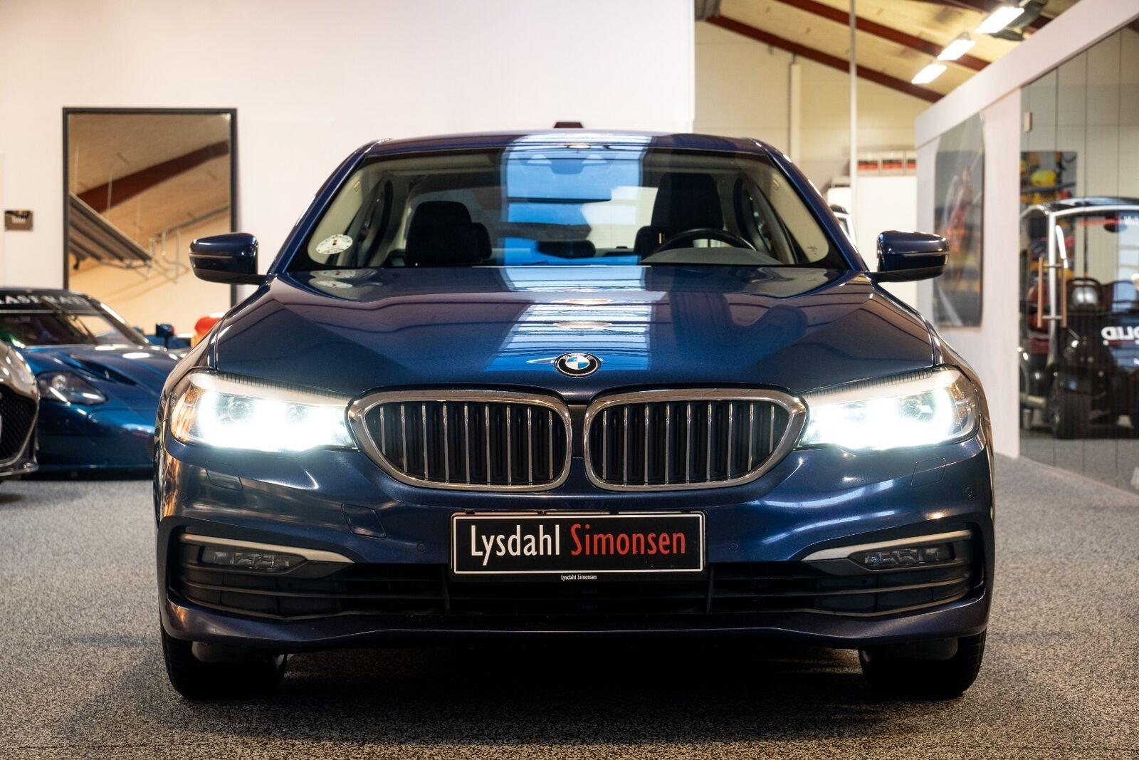 BMW 520d 2,0 aut. 4d - 2.350 kr.