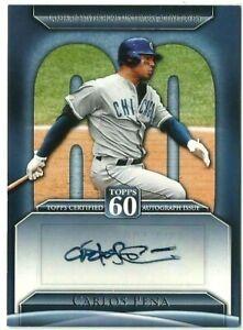Carlos-Pena-Cubs-2011-Topps-Series-2-Baseball-Topps-60-Autographs-Auto-Card