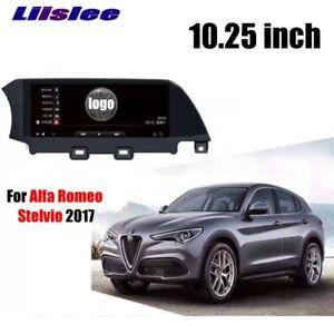 for alfa romeo stelvio 2017 2018 car multimedia gps radio navigation