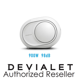 Devialet Phantom Reactor 900 Compact Wireless Speaker 900w Bluetooth Speaker Ebay