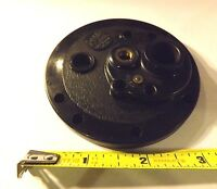 1 Old Stock Penn 85 Seaboy Right Side Plate Black